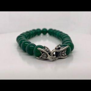 "David Yurman Spiritual Bead Bracelet 8.5"""